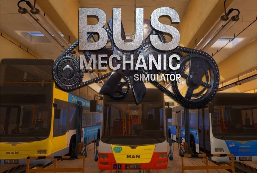 Bus Mechanic Simulator Repack-Games
