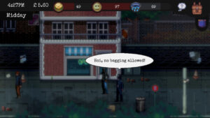 A Homeless Survival Experience Free Download Repack-Games