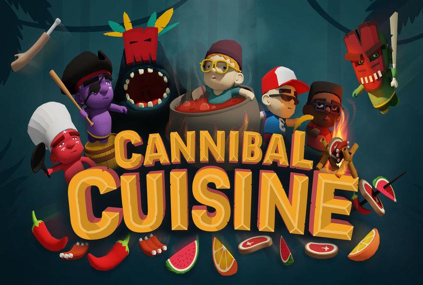 Cannibal Cuisine Repack-Games