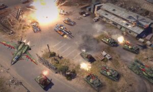 Command and Conquer 4 Tiberian Twilight Free Download Repack-Games