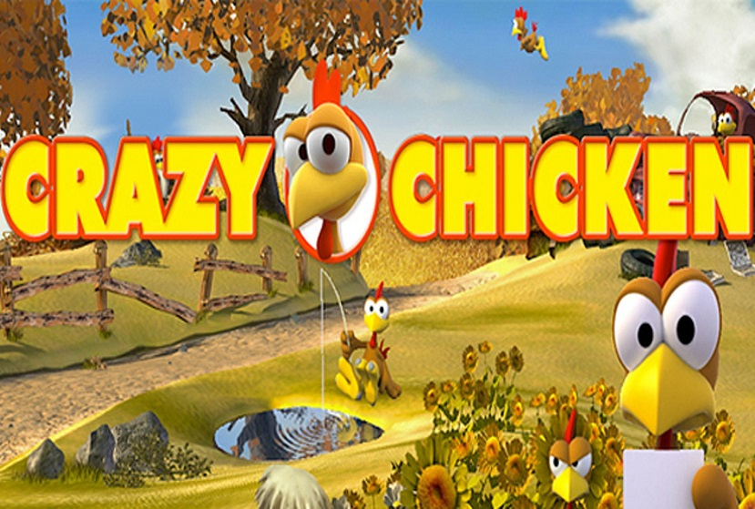 Crazy Chicken Collection Repack-Games