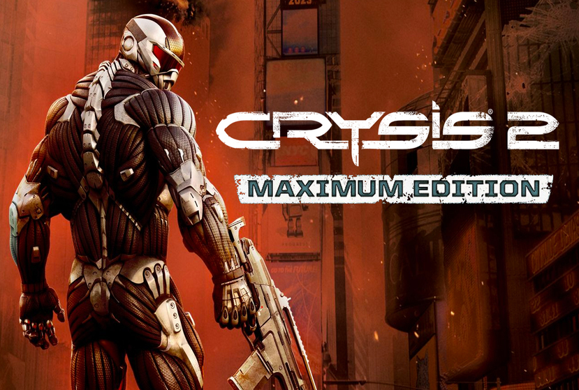 Crysis 2 Maximum Edition Repack-Games