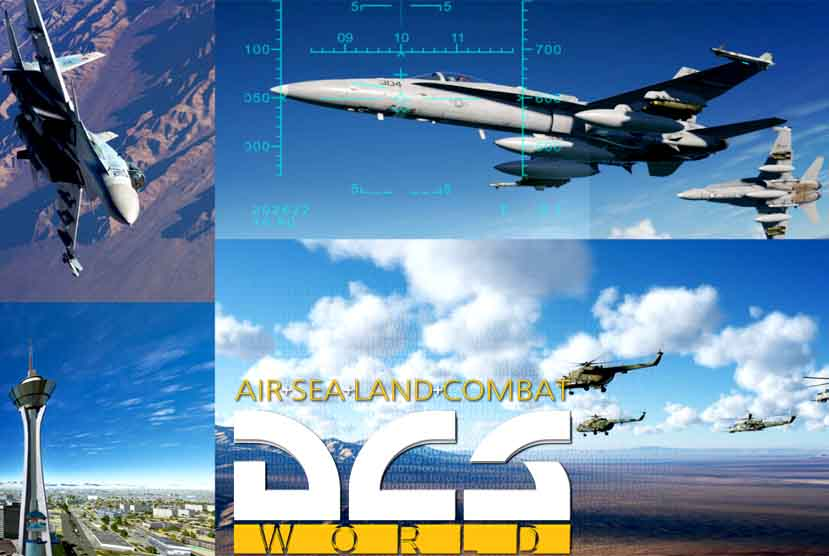 DCS World Free Download Torrent Repack-Games