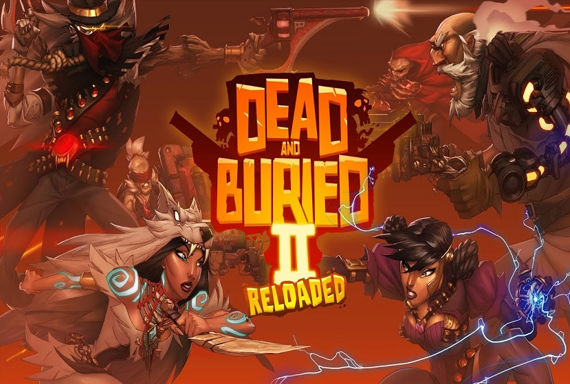 Dead and Buried II VR Repack-Games