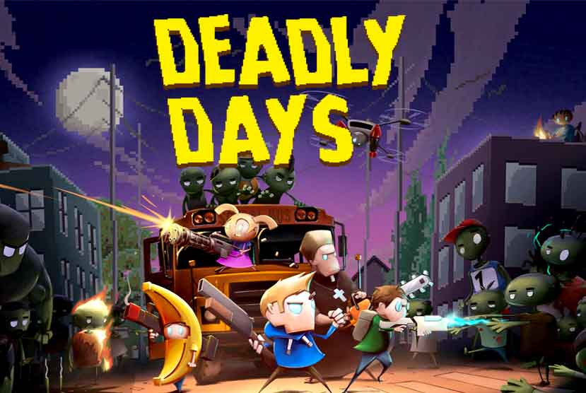 Deadly Days Free Download Torrent Repack-Games