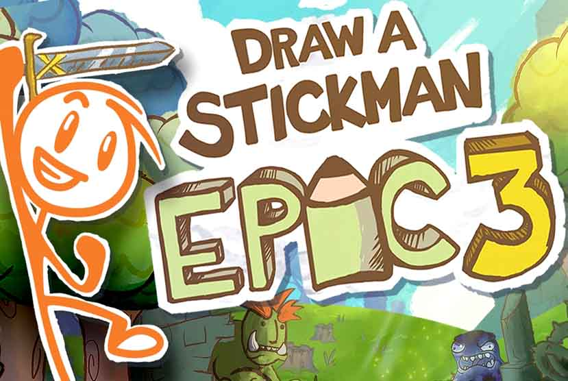 Draw a Stickman EPIC 3 Free Download Torrent Repack-Games