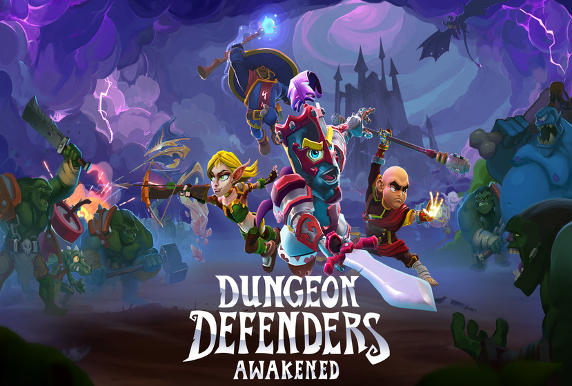 Dungeon Defenders: Awakened Repack-Games