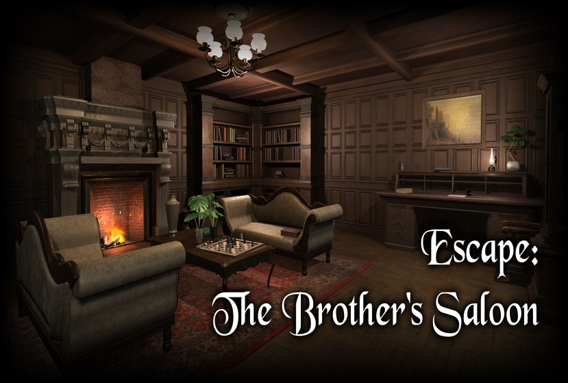 Escape: The Brother's Saloon Repack-Games