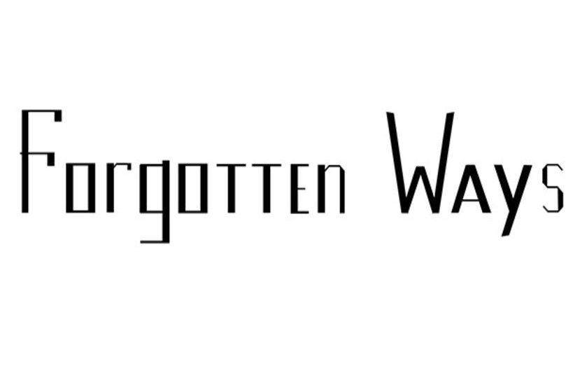 Forgotten Ways Repack-Games