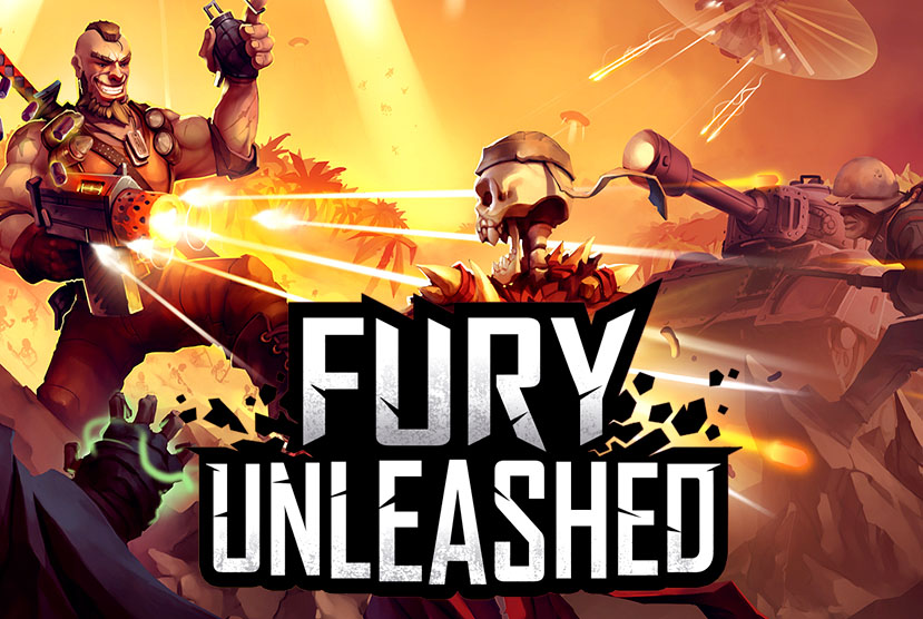 Fury Unleashed Free Download Torrent Repack-Games
