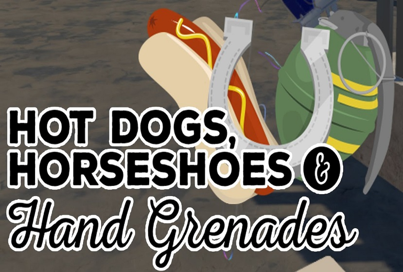 Hot Dogs, Horseshoes & Hand Grenades Repack-Games