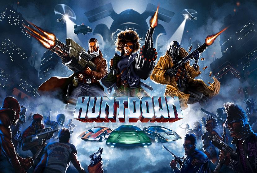Huntdown Repack-Games