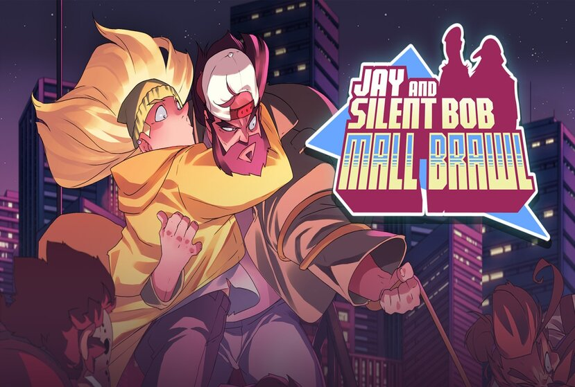 Jay And Silent Bob: Mall Brawl Repack-Games