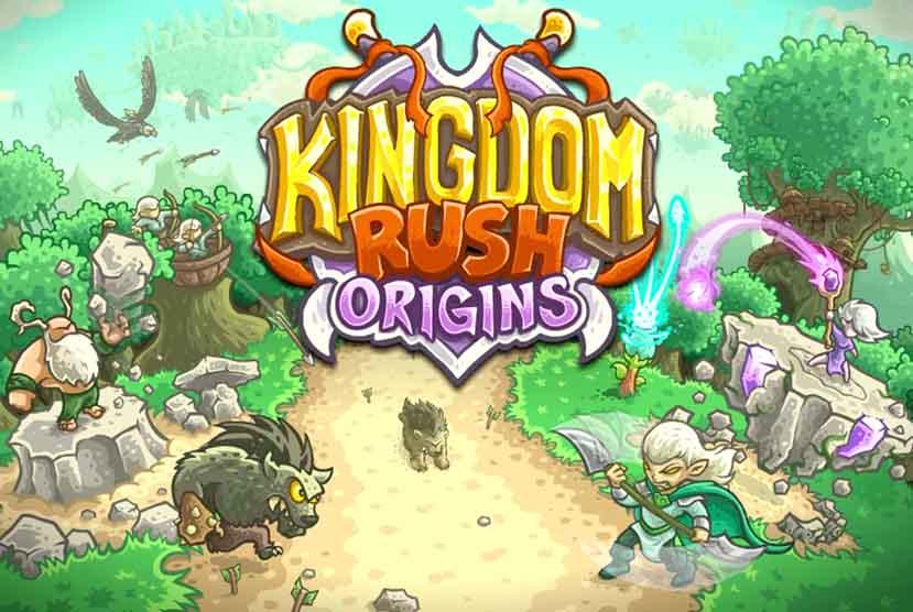 《皇家守卫军:起源》 Kingdom Rush Origins v4.2.10