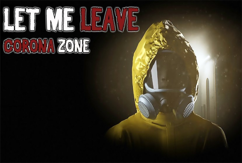 Let Me Leave Corona Zone Repack-Games
