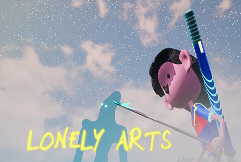 Lonely Arts Repack-Games