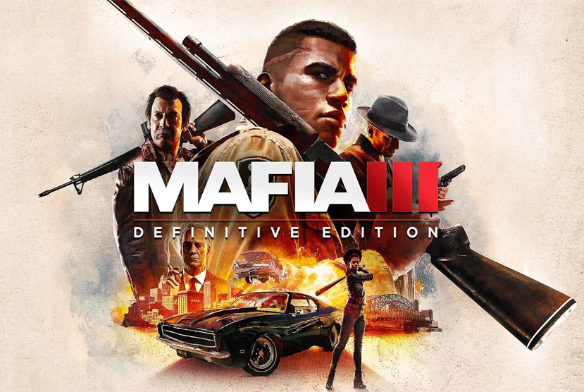Mafia III Definitive Edition Repack-Games