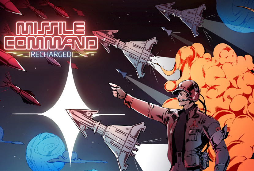 Missile Command Recharged Free Download Torrent Repack-Games