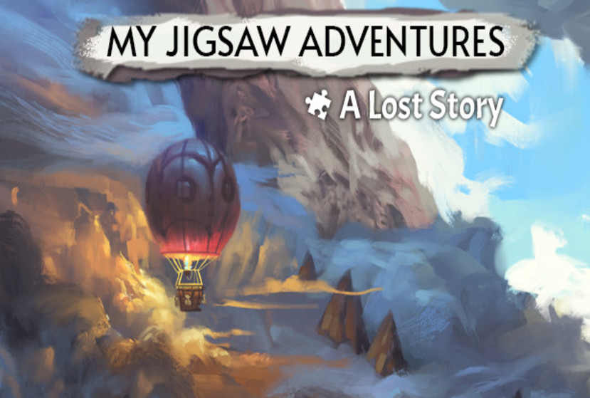 My Jigsaw Adventures - A Lost Story Repack-Games