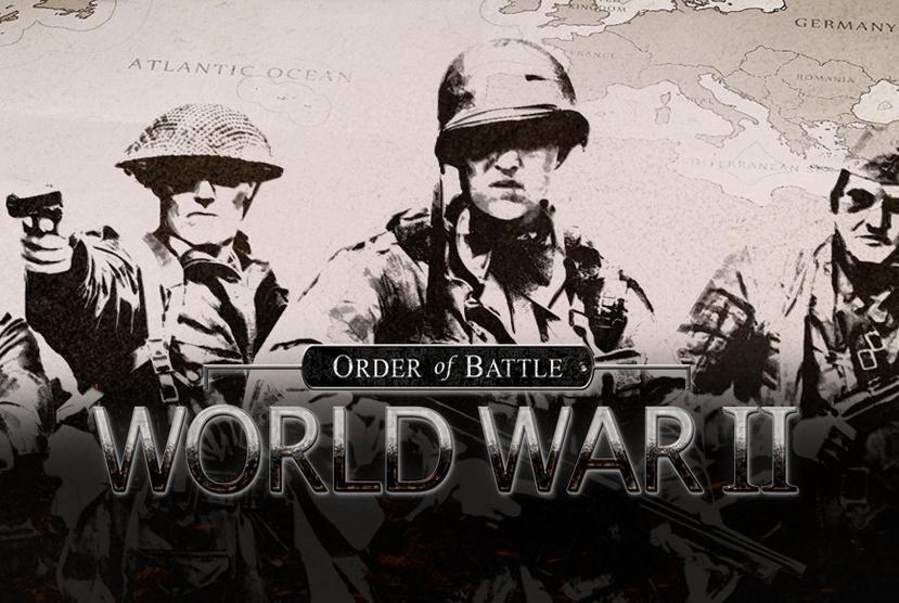 Order of Battle World War II Repack-Games