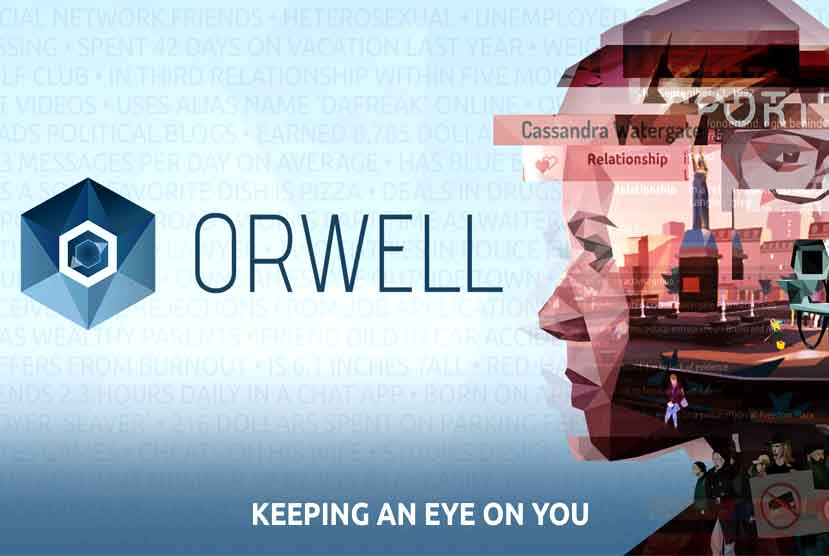 Orwell Keeping an Eye On You Free Download Torrent Repack-Games