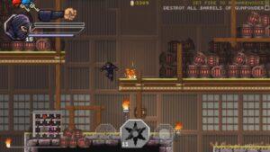 Pixel Shinobi Nine demons of Mamoru Free Download Crack Repack-Games