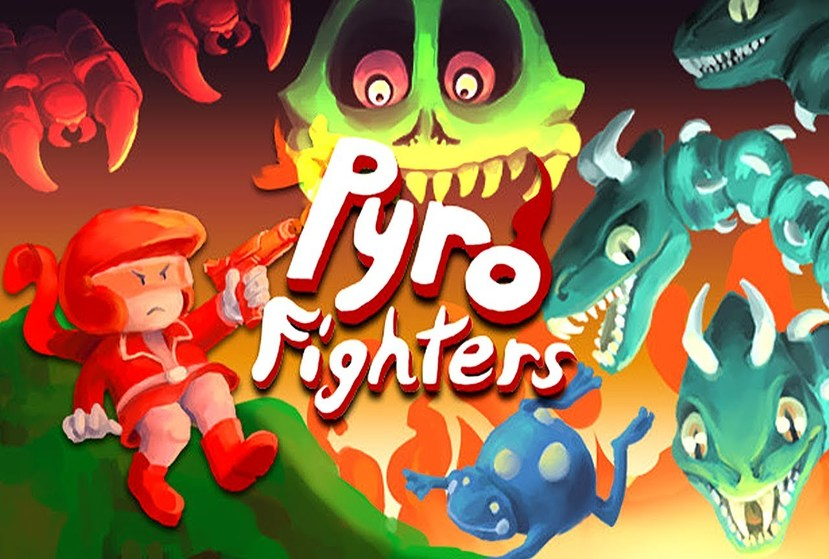 Pyro Fighters Repack-Games