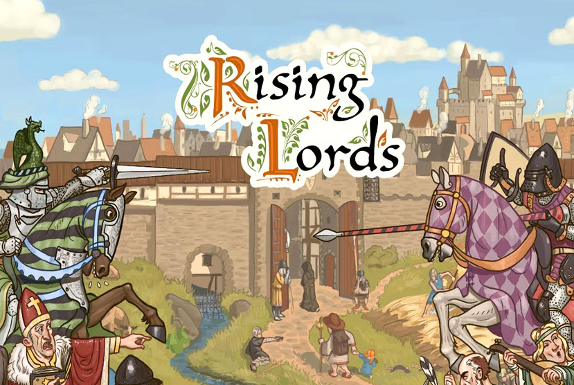 Rising Lords Free Download Torrent Repack-Games