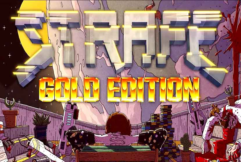 STRAFE Gold Edition Free Download Torrent Repack-Games