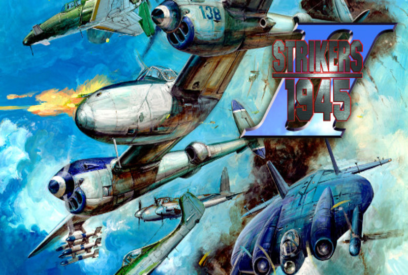 STRIKERS 1945 II Repack-Games