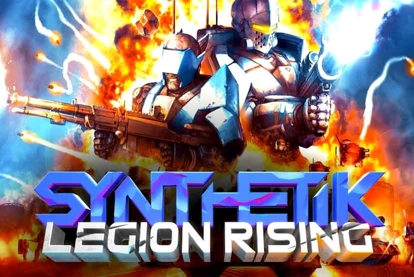 SYNTHETIK Legion Rising Free Download Torrent Repack-Games