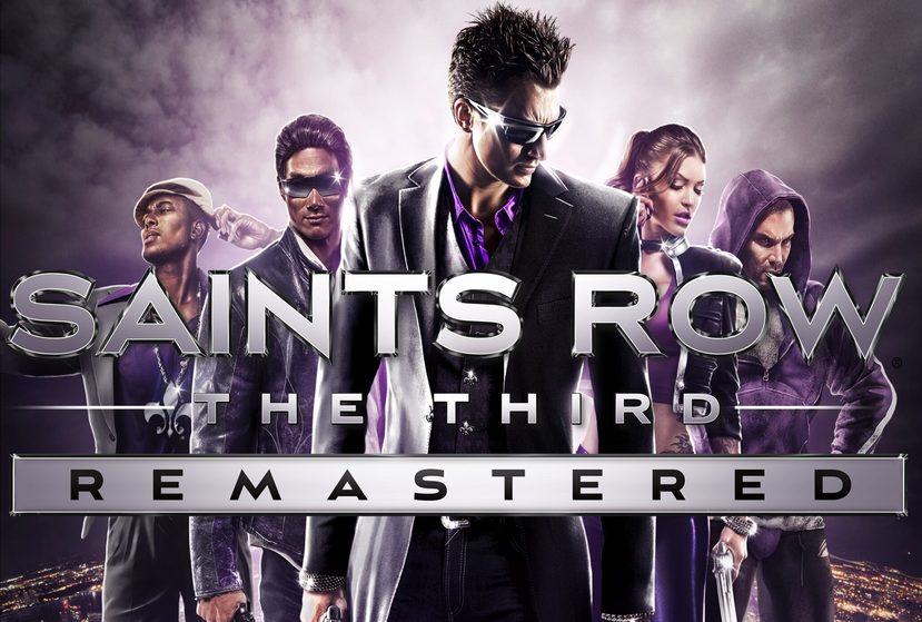 Saints Row: The Third Remastered Repack-Games