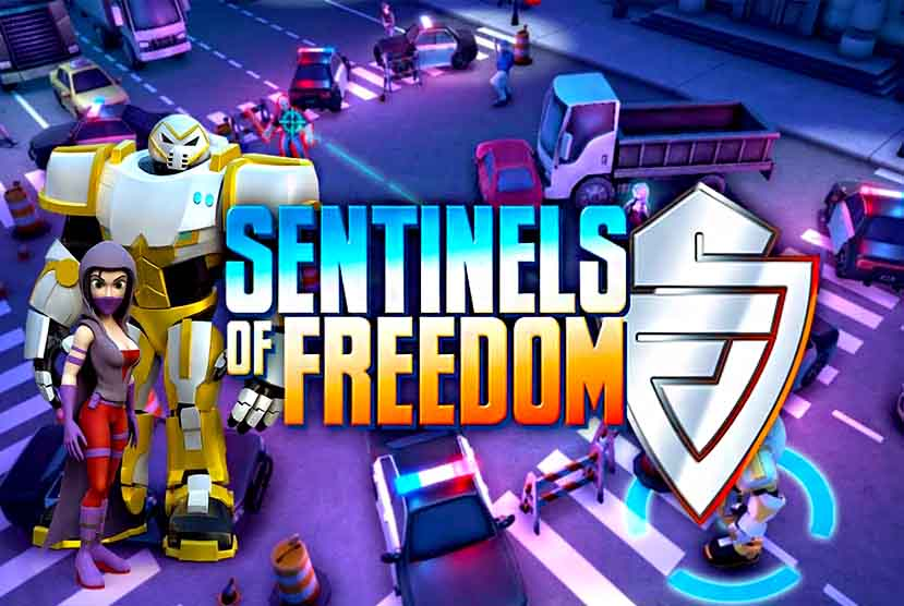 Sentinels of Freedom Free Download Torrent Repack-Games