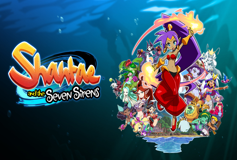 Shantae and the Seven Sirens Repack-Games