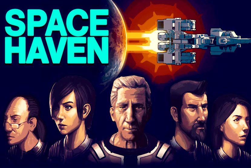 Space Haven Free Download Torrent Repack-Games