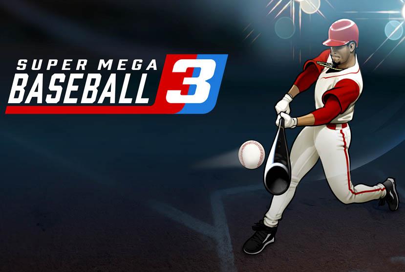 Super Mega Baseball 3 Free Download Torrent Repack-Games
