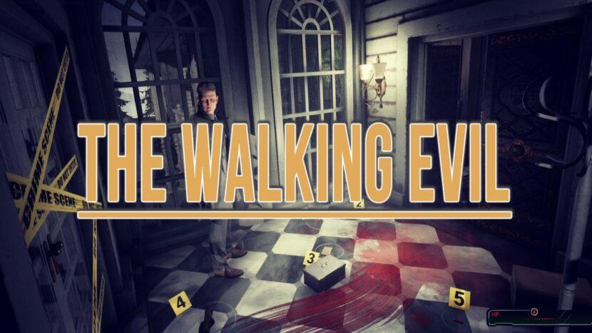 The Walking Evil Repack-Games