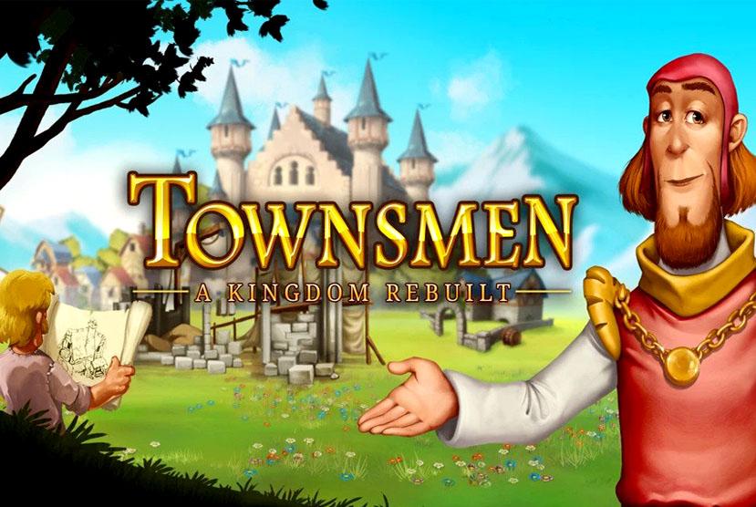 Townsmen – A Kingdom Rebuilt Free Download Torrent Repack-Games