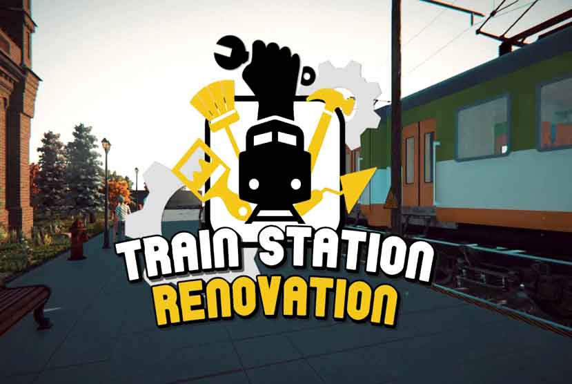 Train Station Renovation Free Download Torrent Repack-Games
