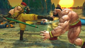 Ultra Street Fighter IV Free Download Repack-Games