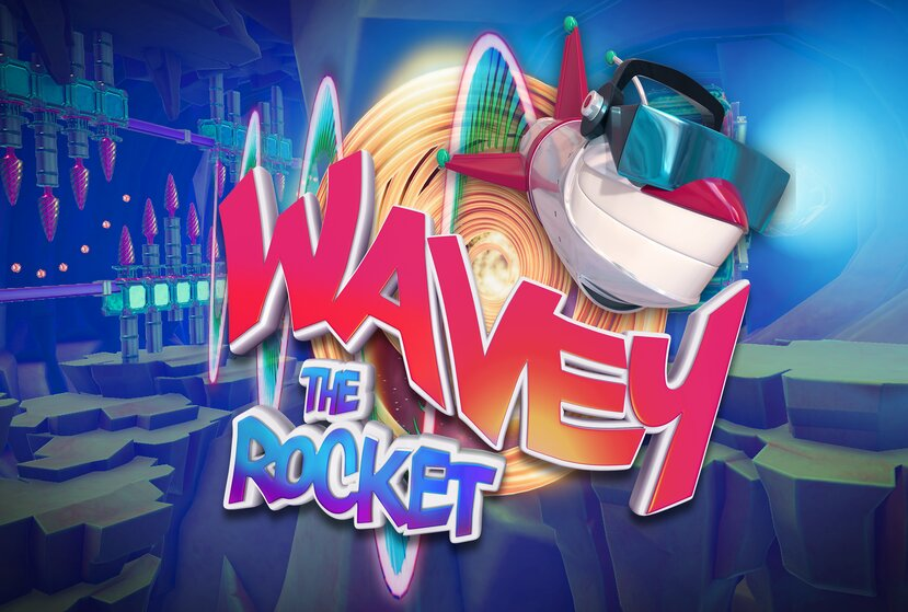Wavey The Rocket Repack-Games