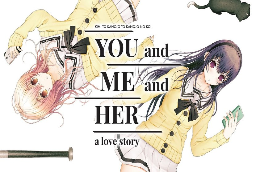 YOU and ME and HER: A Love Story Repack-Games