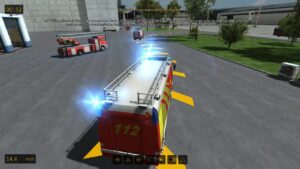 Airport Firefighters - The Simulation Free Download Repack-Games