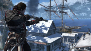 Assassin's Creed Rogue Free Download Repack-Games