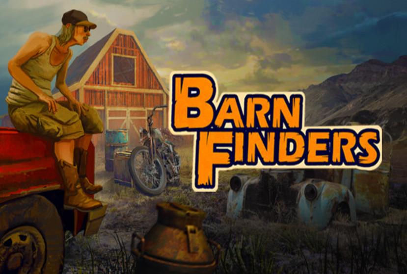 Barn Finders Repack-Games