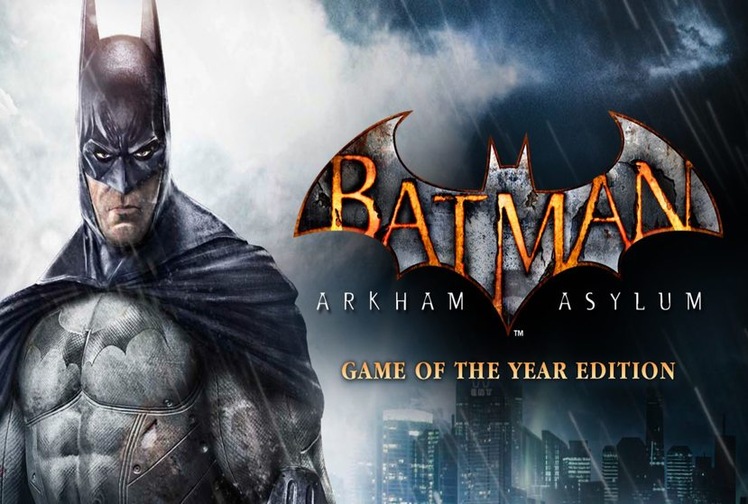 Batman: Arkham Asylum Game of the Year Edition Repack-Games