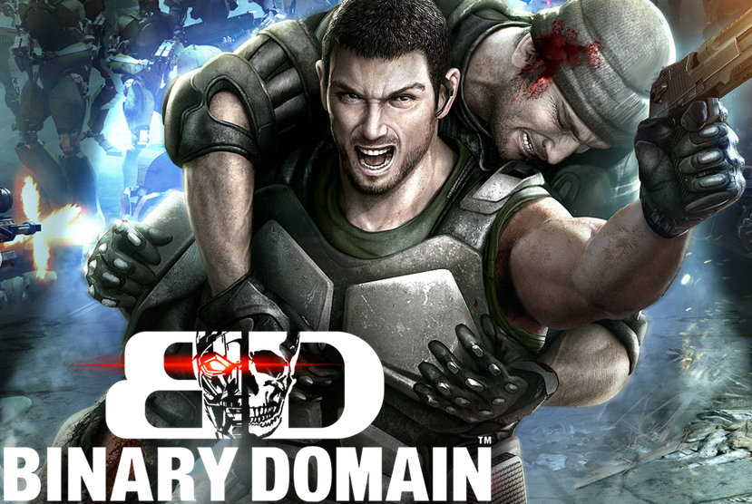 Binary Domain Download FREE