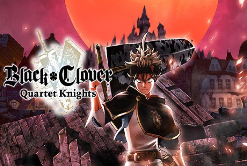 Black Clover Quartet Knights Repack-Games