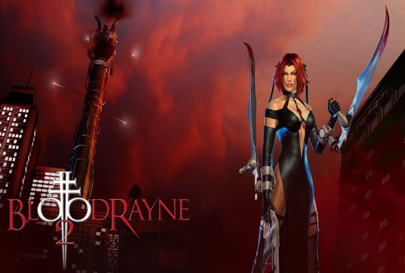 Bloodrayne 2 Repack-Games
