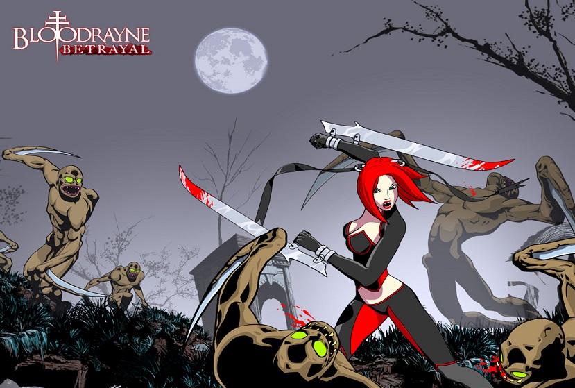 Bloodrayne Betrayal Repack-Games